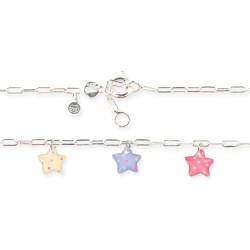 Collier figaro étoile