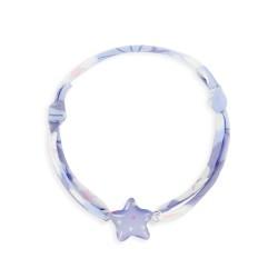 Bracelet Liberty coulissant étoile