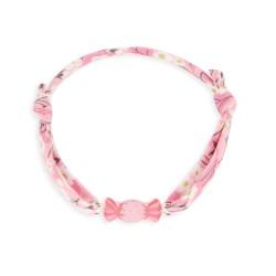 Bracelet Liberty coulissant bonbon