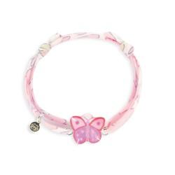 Bracelet Liberty bébé papillon