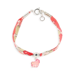 Bracelet Liberty 10mm licorne