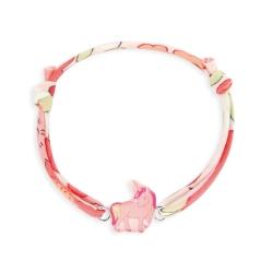 Bracelet Liberty coulissant licorne