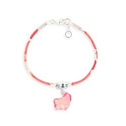 Bracelet Liberty licorne