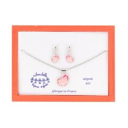 Coffret B.O. pendantes licorne