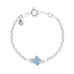 Bracelet chaîne bébé poisson