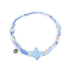 Bracelet Liberty bébé poisson
