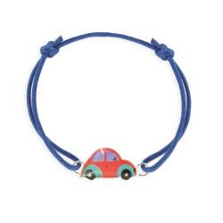 Bracelet lacet voiture
