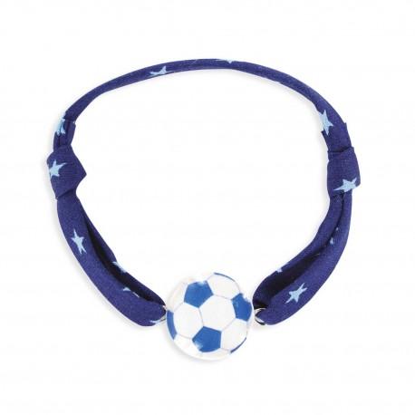 Bracelet cordon 7mm foot