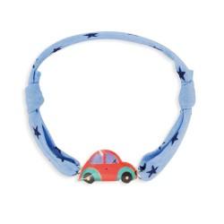 Bracelet cordon 7mm voiture
