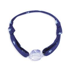 Bracelet cordon 7mm marinière