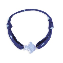 Bracelet cordon 7mm poisson