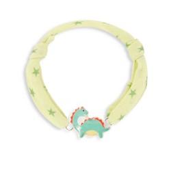 Bracelet cordon 7mm dinosaure