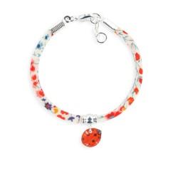 bracelet liberty coccinelle Ribambelle bijoux enfants fille