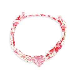 Bracelet Liberty coeur